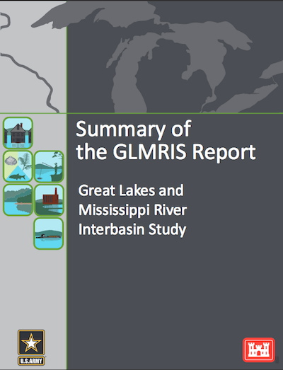 GLMRIS study, The Great Lakes