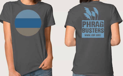 Phragbusters T-shirt