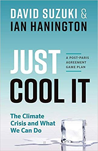Picture of book  Just Cool It! The Climate Crisis and What We Can Do. A Post-Paris Agreement Game Plan