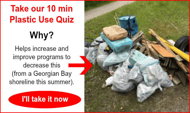 Plastic Use Quiz image for front