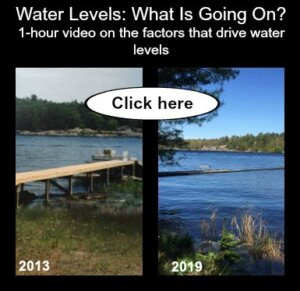 Water Level webinars, Georgian Bay
