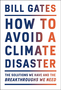 Picture of book: How to Avoid a CLimate Disaster