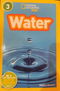 Picture of book: Water