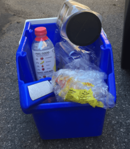 REcycling picture for Georgian Bay Forever Webinar
